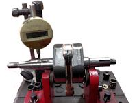Yamaha RD 400 Crankshaft Parts, RD 400 Con Rod Crank Bearings