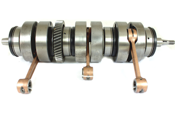 Suzuki GT750 Crank Seals, GT750 Con Rods
