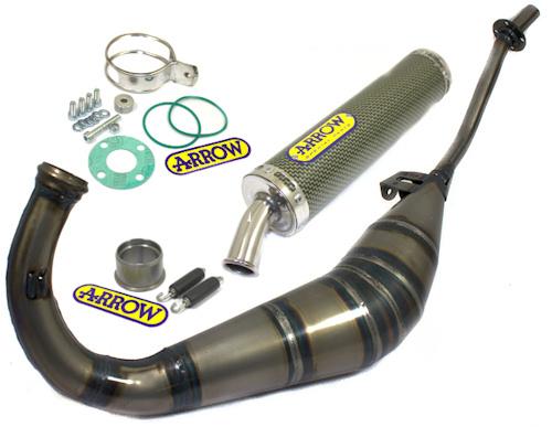 Cagiva Mito Race Exhausts Cagiva Mito Jolly Moto Arrow Exhausts