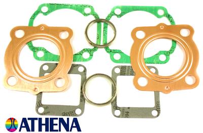 Yamaha RD250 LC Top Bottom End Complete Engine Gasket Set Kit