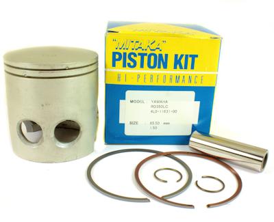 Yamaha RD 400 Piston Kits, Piston Rings Small End Bearings