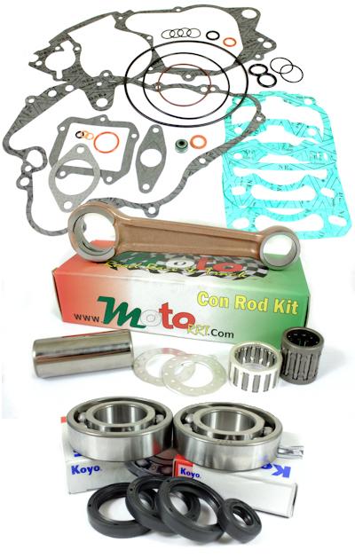 Aprilia RS125 RS 125 Full Complete Koyo Bearing /& Seal Kit Rotax 122 /& 123