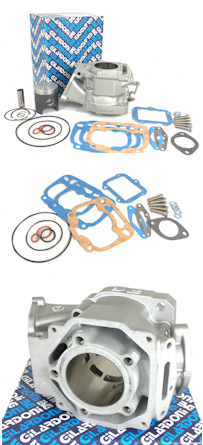 Aprilia RS125 Italkit Std Bore Cylinder Kit